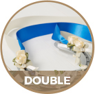 Double Plain Ribbon